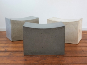 Concrete Pillow Pedestals