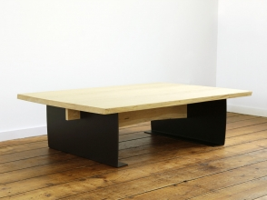 Trestle Coffee Table