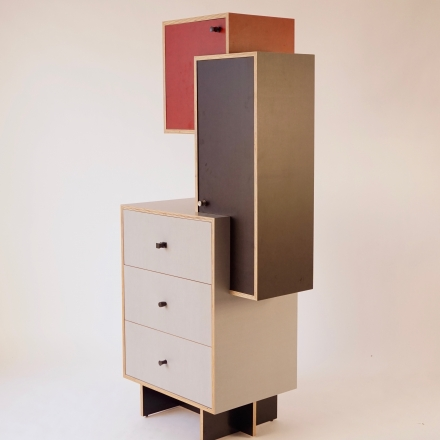 Weimar – Tall Cabinet