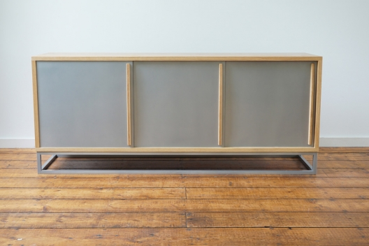 Credenza – stainless