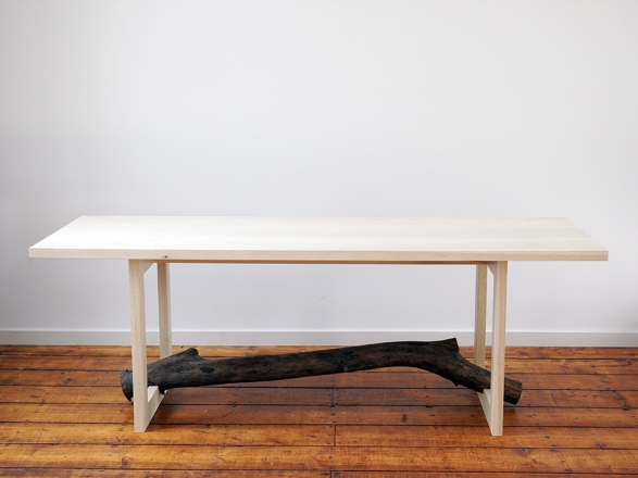 Elm Branch Dining Table & Console