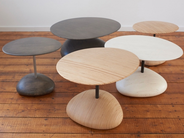 Skye Pebble Tables